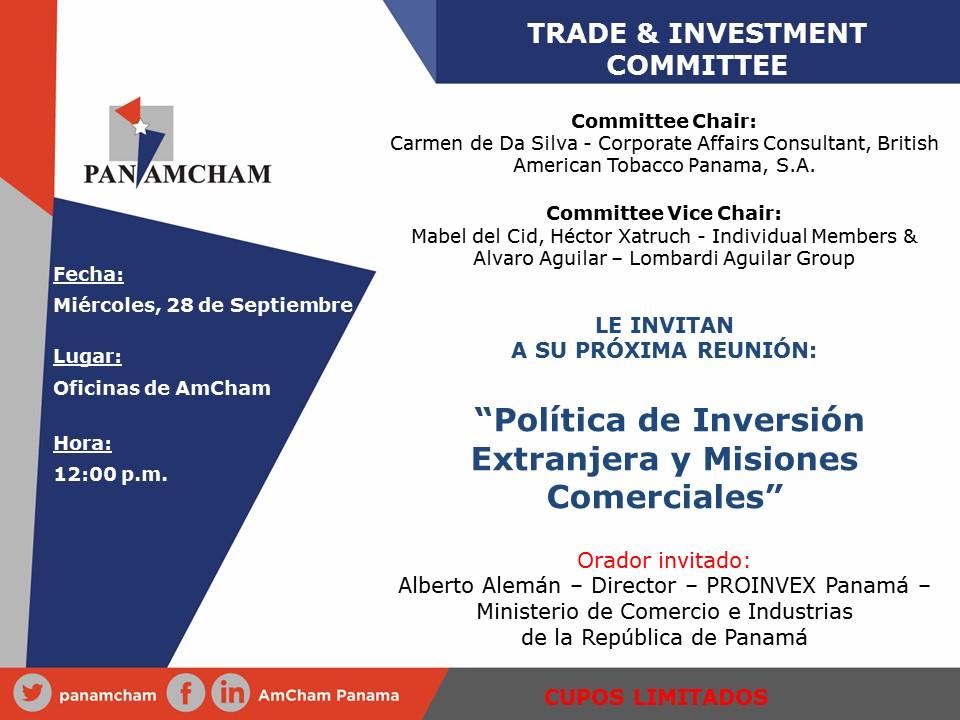 Trade Committee Jpg Panamcham